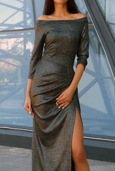 Платье Бьянка черный