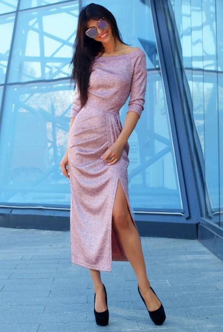 Платье Бьянка розовый