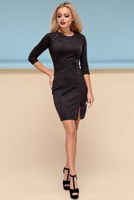 Платье Медисон черный