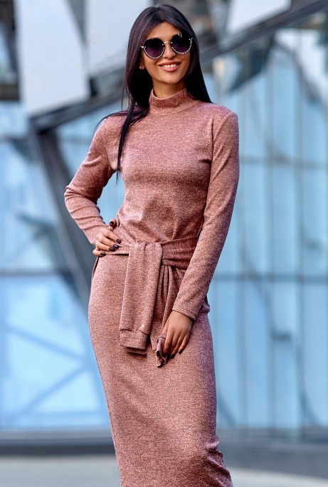 Платье Линда розовый