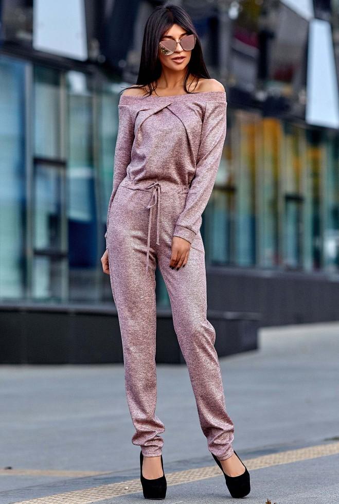 Комбинезон Neon розовый