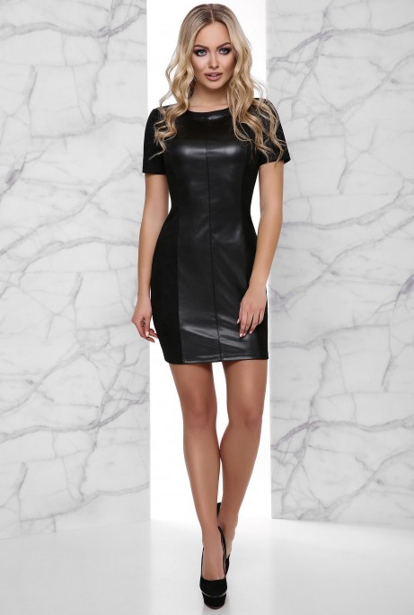Платье Кристи черный