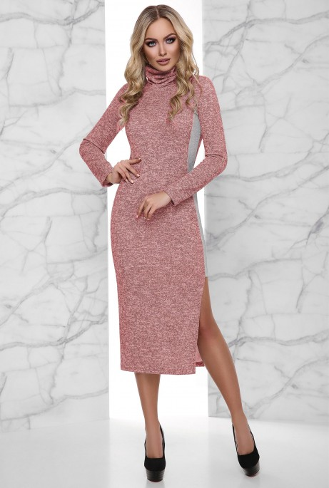 Платье Аниэлла розовый