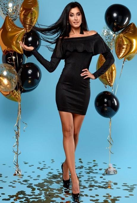 Платье Наиль черный