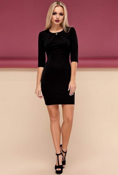 Платье Шейла черный