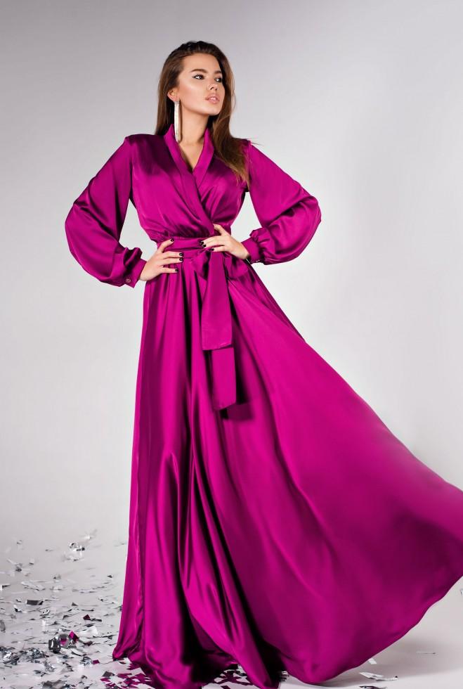 Платье Shine фуксия Жадон
