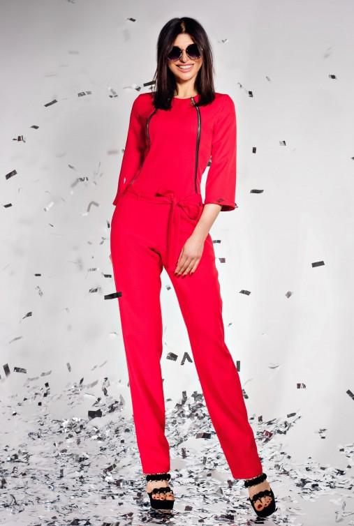 Комбинезон Style красный