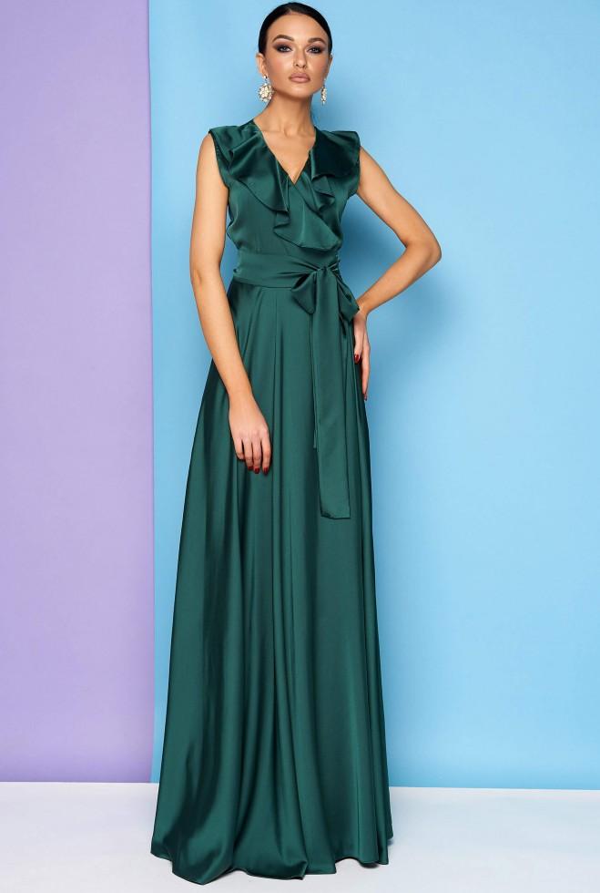 Платье Азалия Изумруд