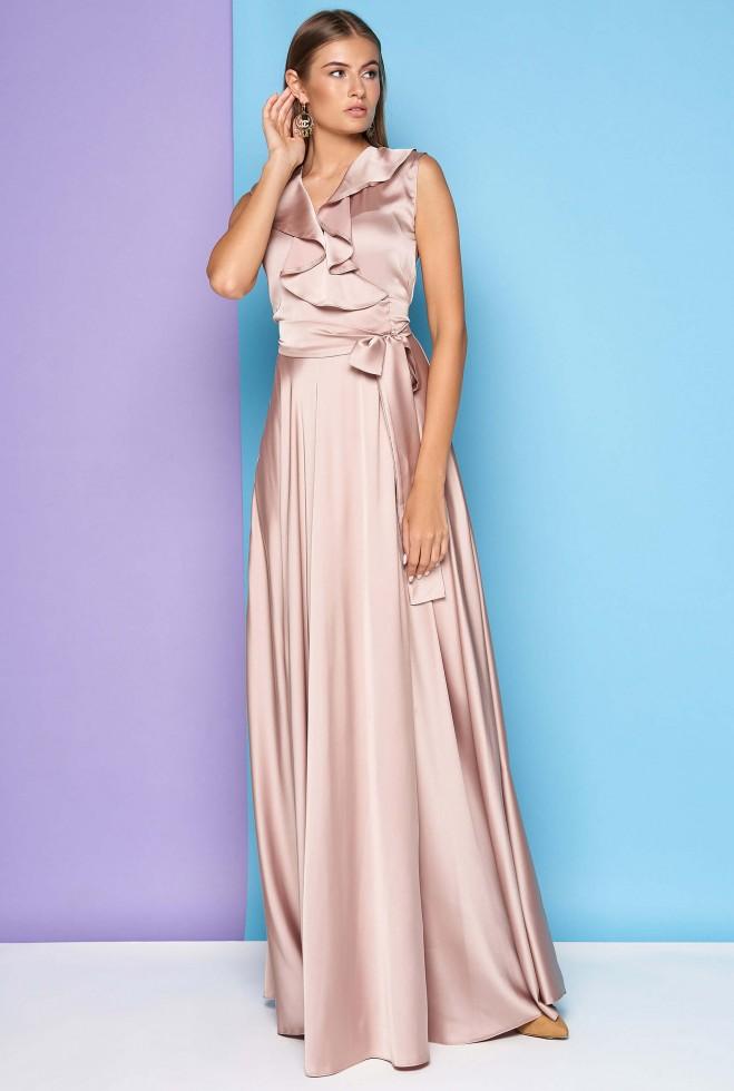 Платье Азалия бежевый