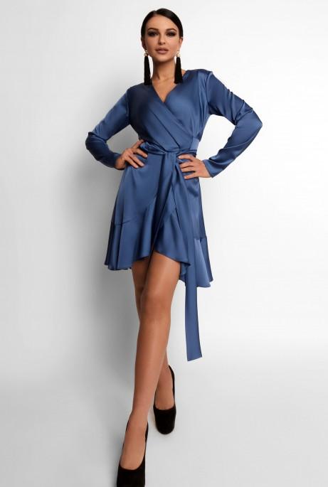 Платье Арина синий