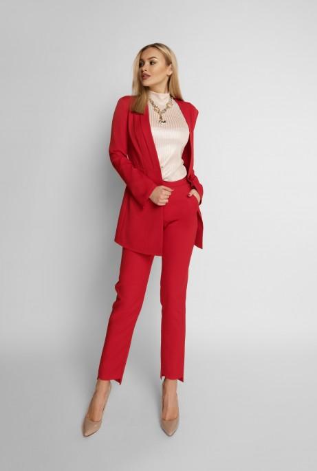 Брючный костюм Kodi красный