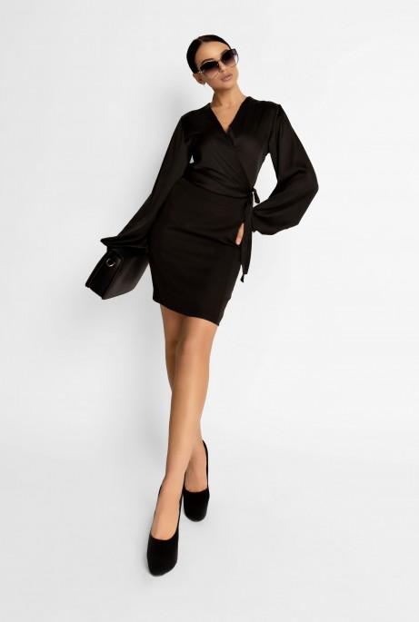 Платье Катрин черный