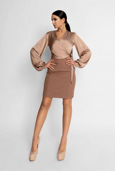 Платье Катрин бежевый