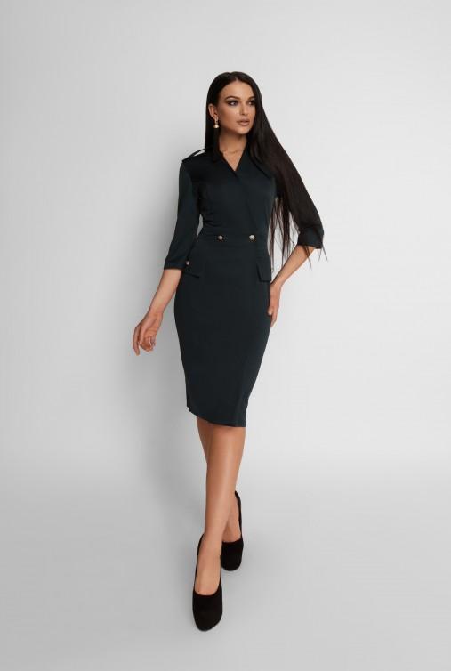 Платье Римма Изумруд