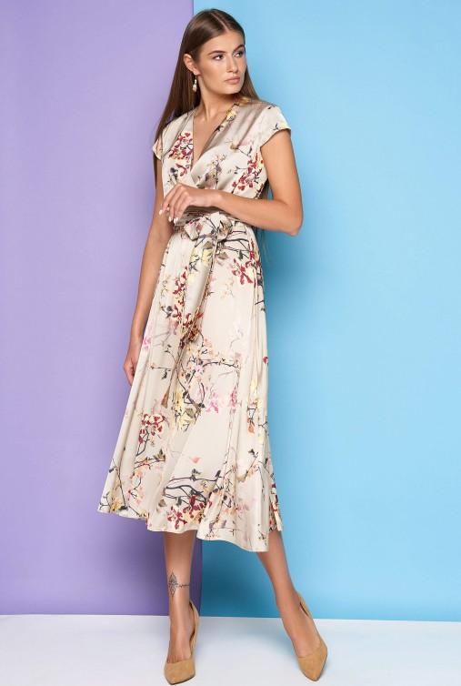 Платье Остия золото