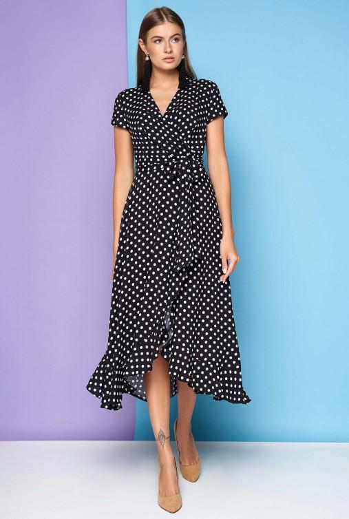 Платье Лоретти черный