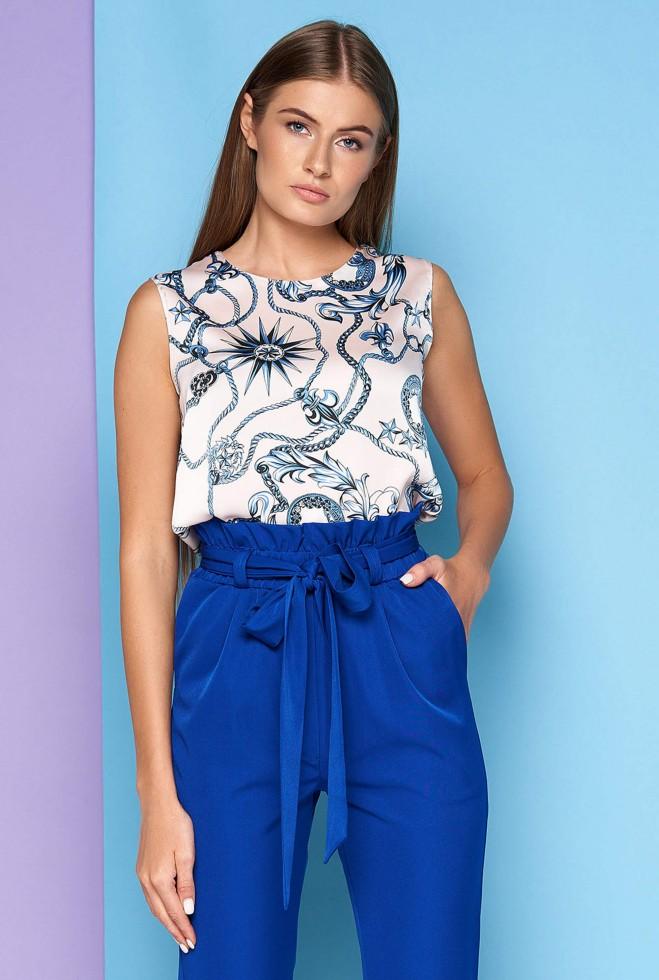 Блуза Фиона персиковый
