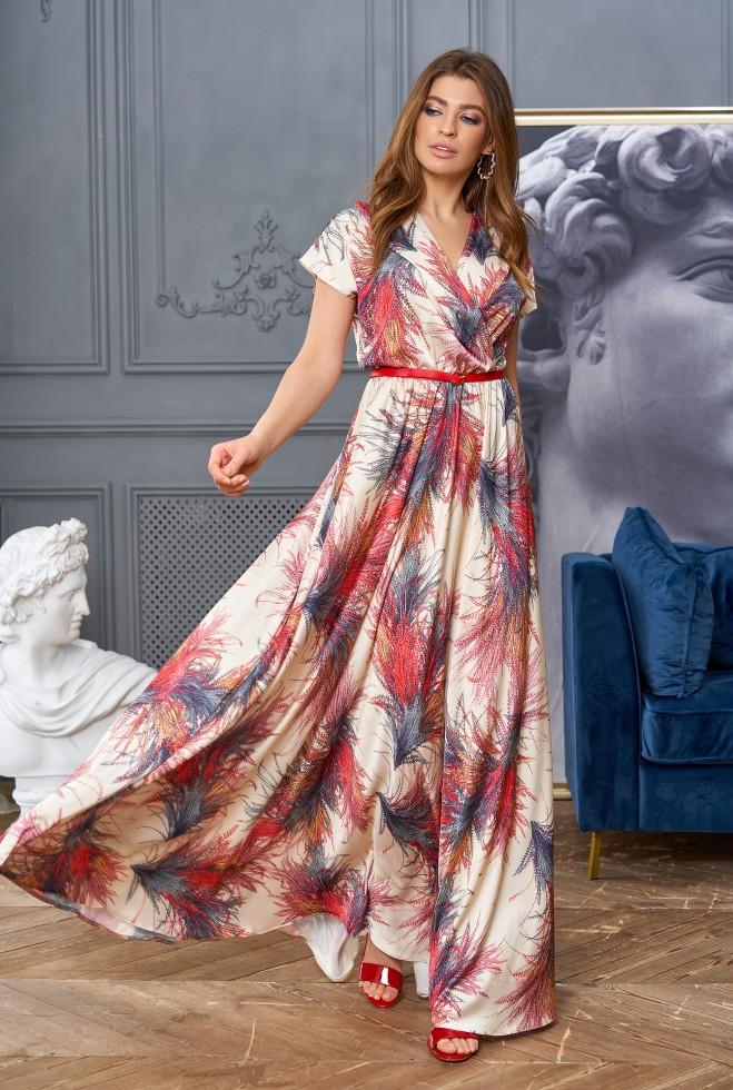 Платье Нора золото