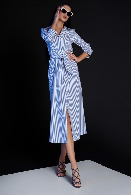 Платье Рио синий