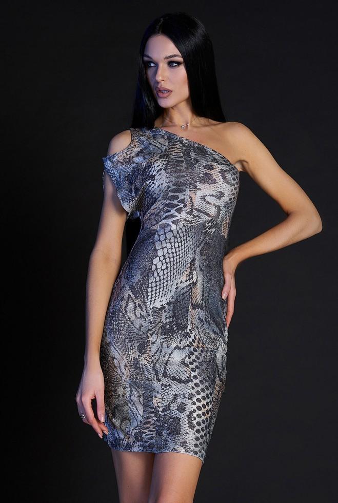 Платье Сита комбинированный