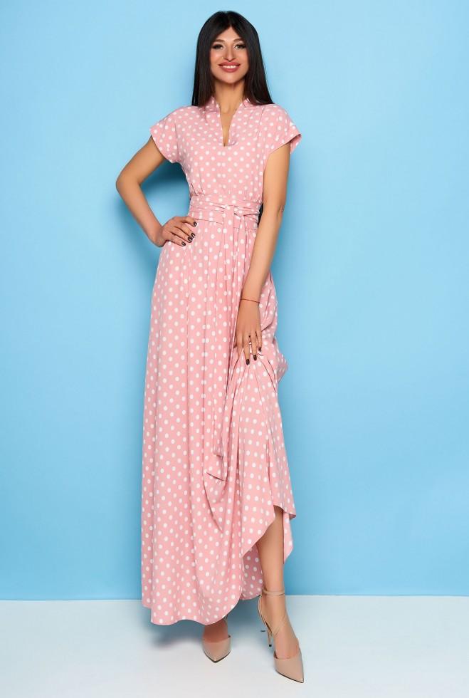 Платье Сюзанна розовый