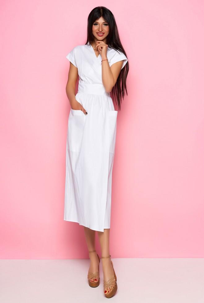 Платье Сьюзи белый