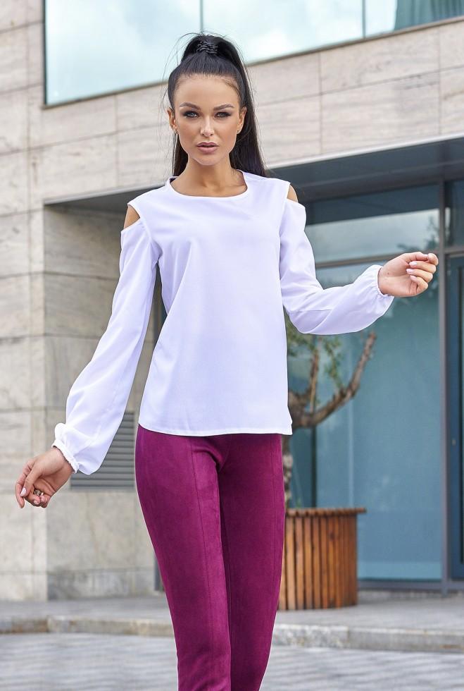 Блуза Сара белый