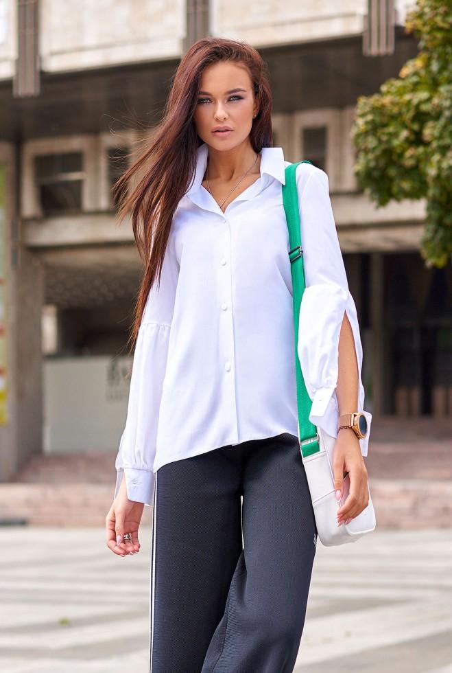Рубашка Клара молочный Жадон