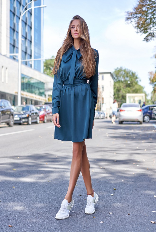 Платье Лалли Изумруд