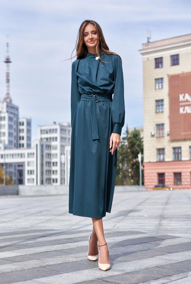 Платье Сандра Изумруд