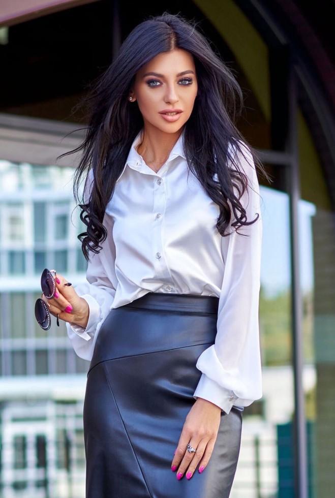 Блуза Самира белый