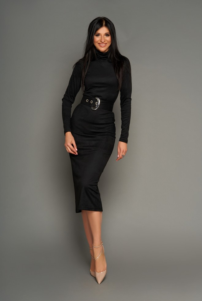 Платье Лорейн черный