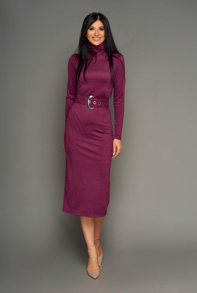 Платье Лорейн слива