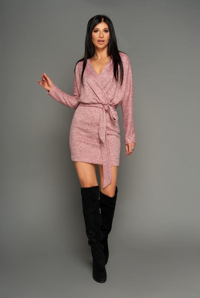 Платье Эльза розовый