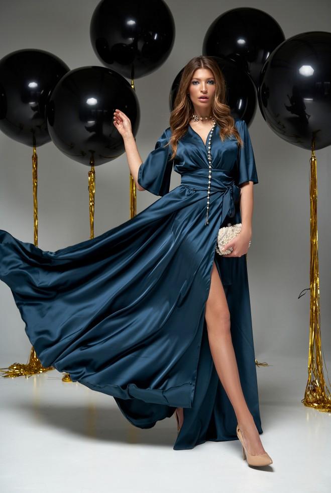 Платье Ариада Изумруд Жадон
