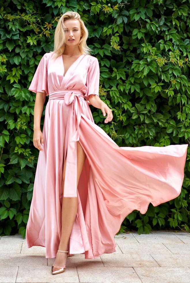 Платье Ариада персиковый