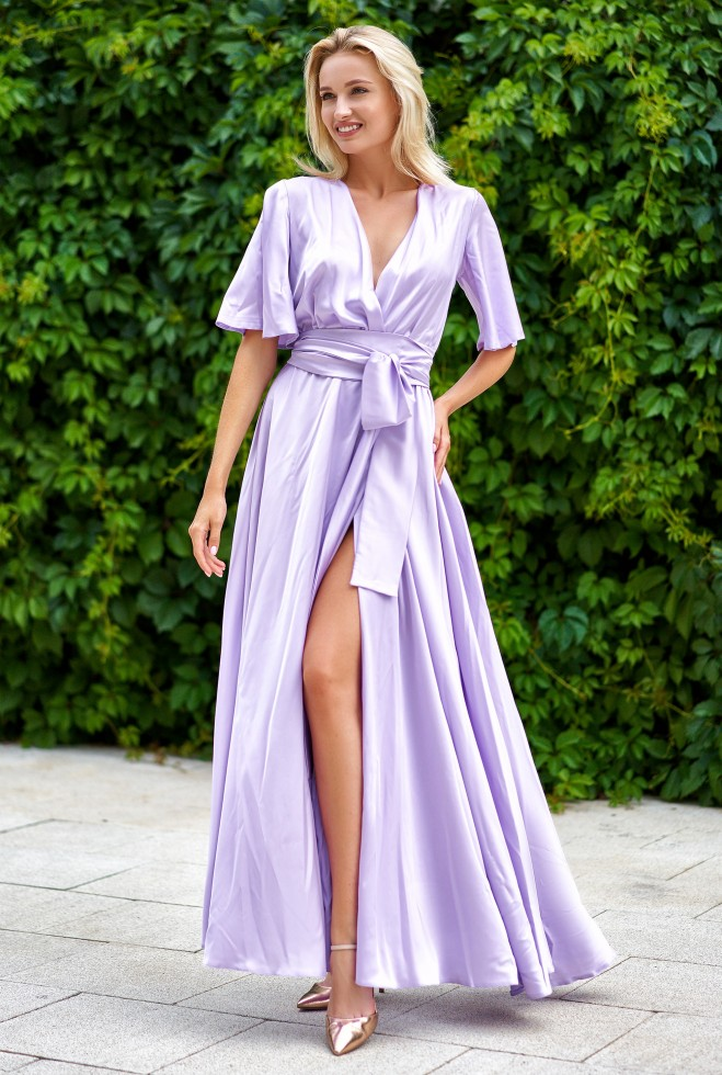 Платье Ариада фиалковый