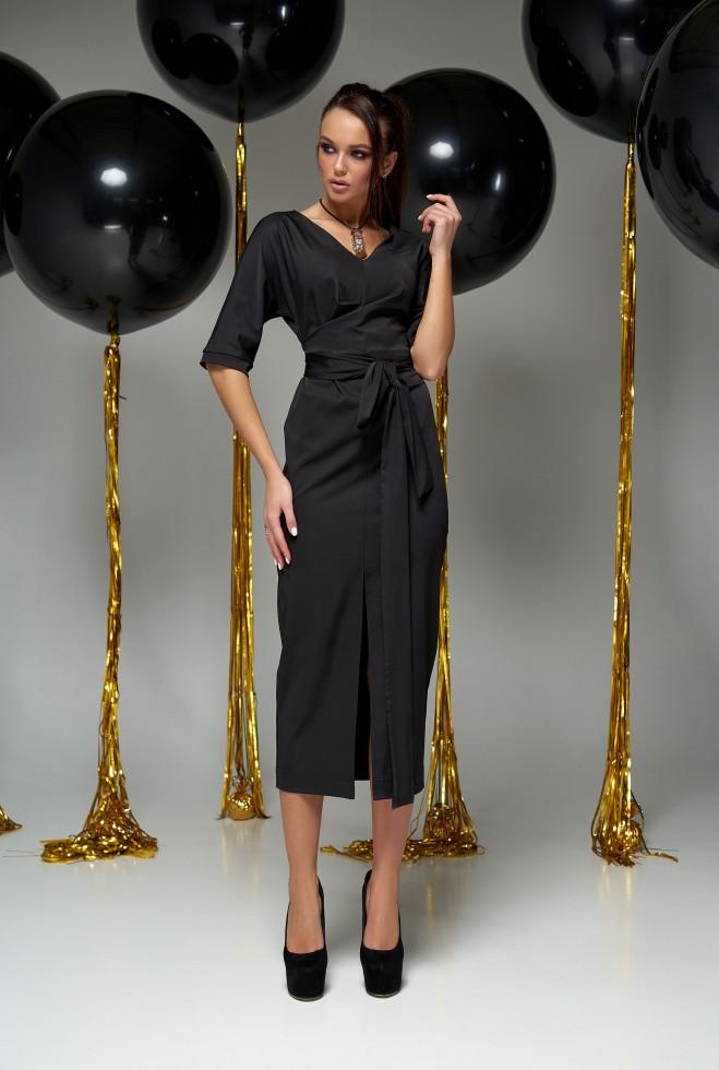 Платье Селеста черный