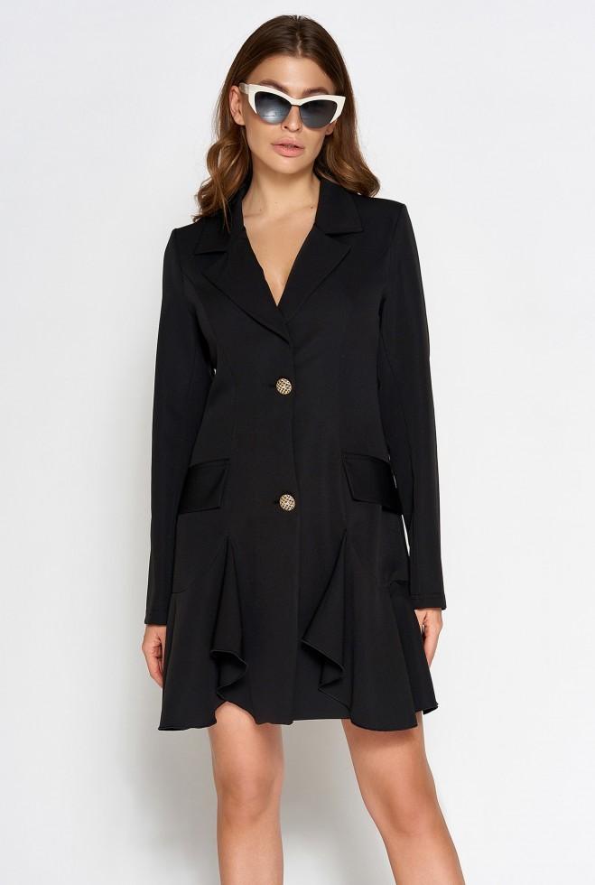 Платье Рита черный
