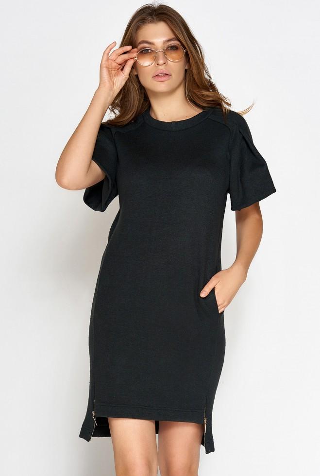 Платье Темми черный