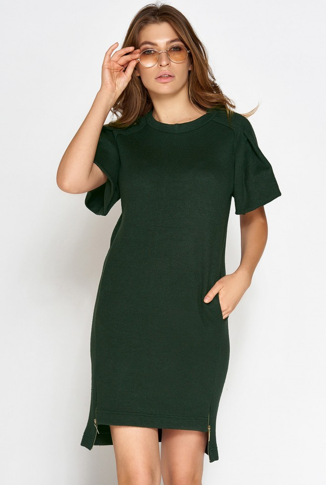 Платье Темми Изумруд