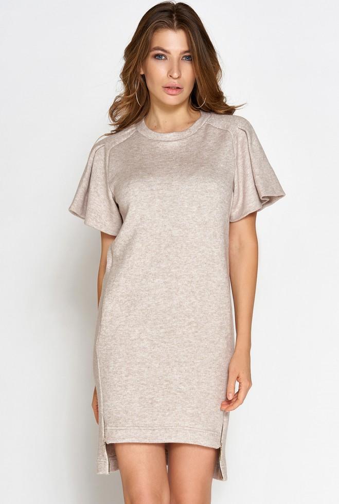 Платье Темми бежевый