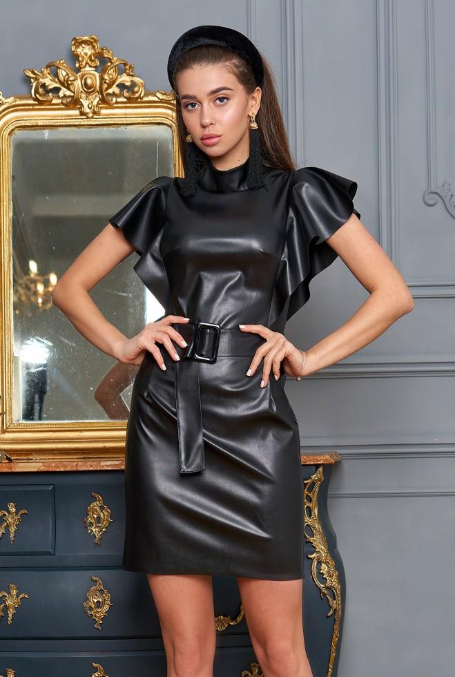 Платье Лора черный