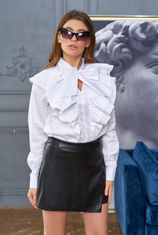 Рубашка Арди белый Жадон