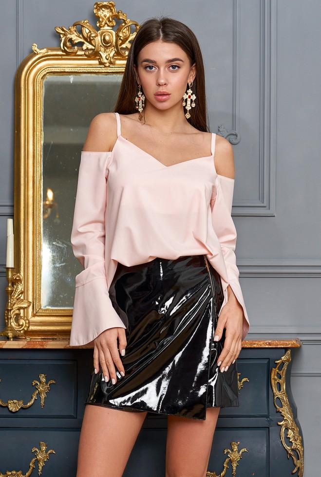 Блуза Мирида персиковый