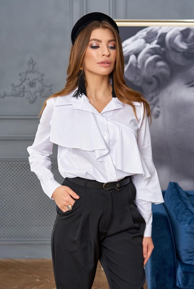 Блуза Джой белый