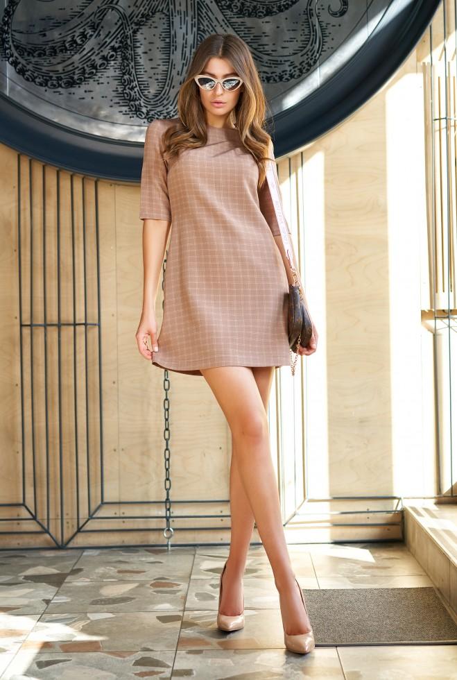 Платье Гарсия бежевый Жадон