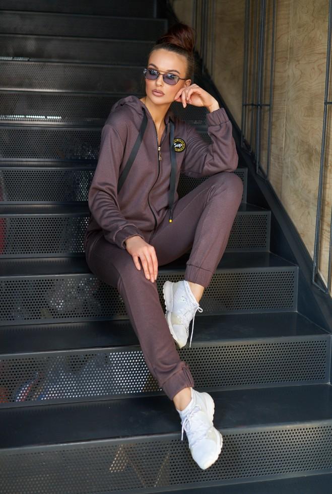 Прогулочный костюм Квин Шоколад