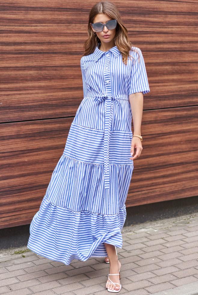 Платье Нея синий