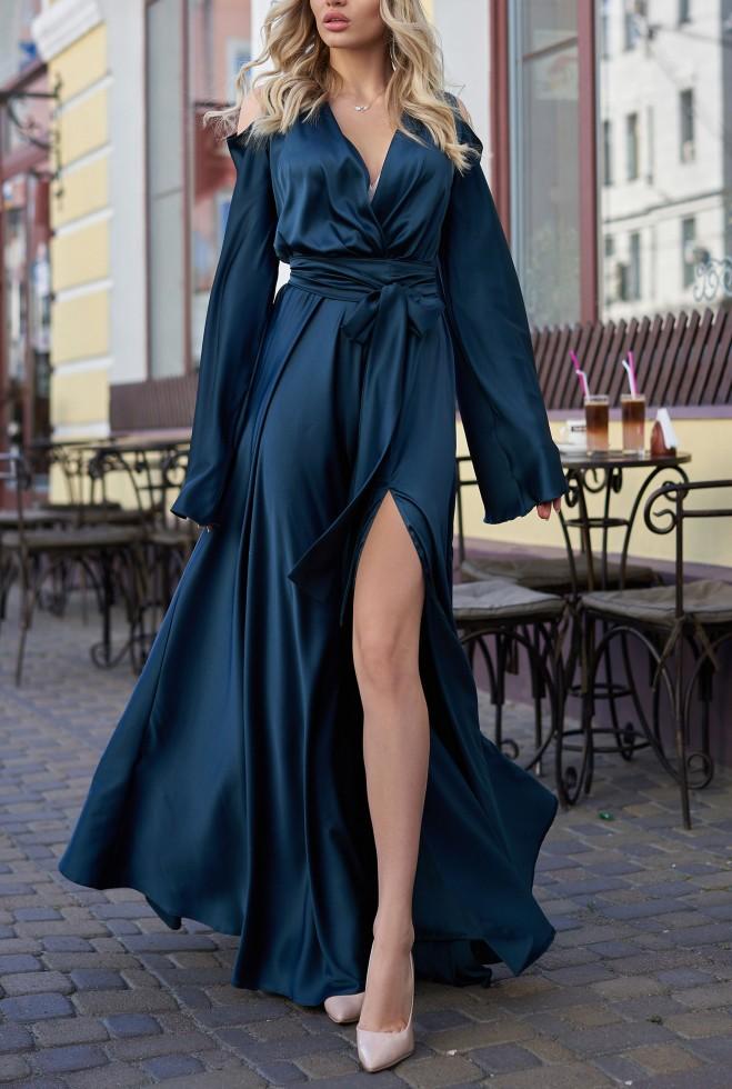 Платье Виктория Изумруд
